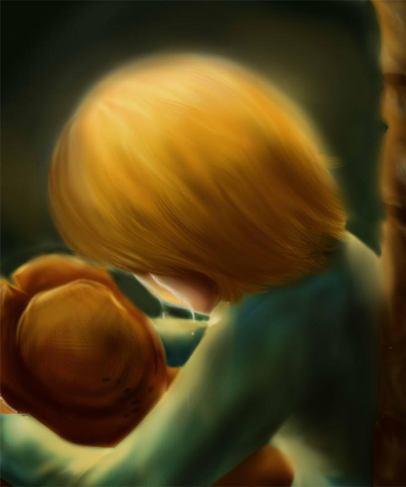 Armin's Loss by Checker-Bee