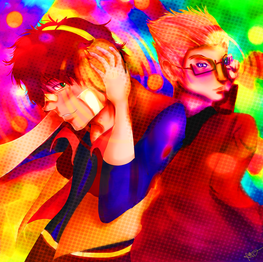 Hamatora: Minimum by Checker-Bee