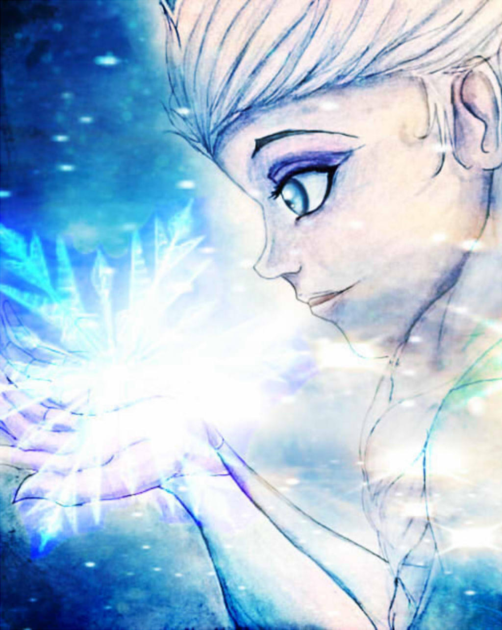 Elsa by Checker-Bee