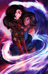 Korrasami by Checker-Bee