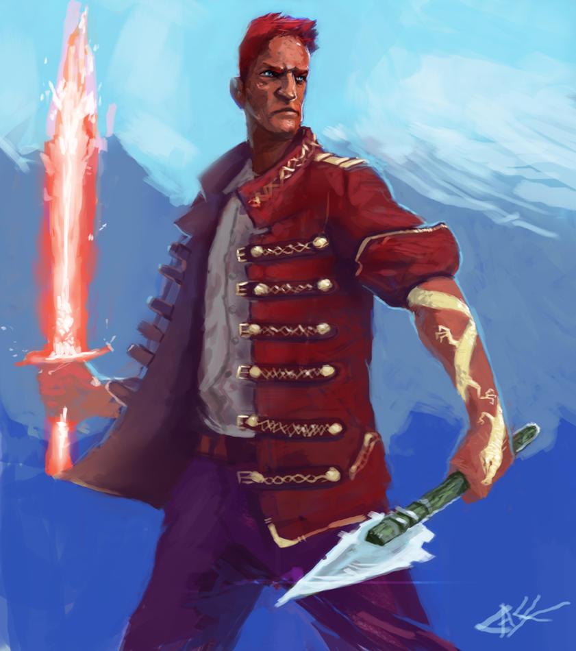 Rand al'Thor by saltytowel on DeviantArt
