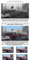 Tutorial - Breakdown - Life is Strange Painting