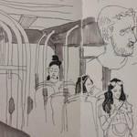 Bus Sketch 02