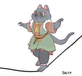 Tabaxi Character