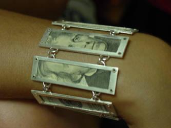 Bling Bling - bracelet by peanutie