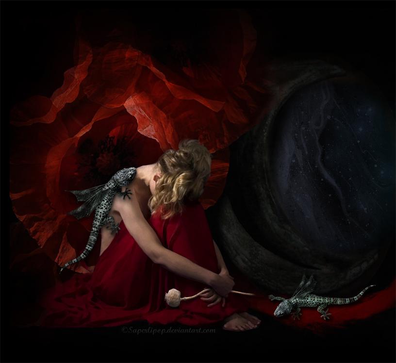 Opium by saperlipop