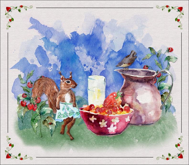 Le Petit Dejeuner by saperlipop