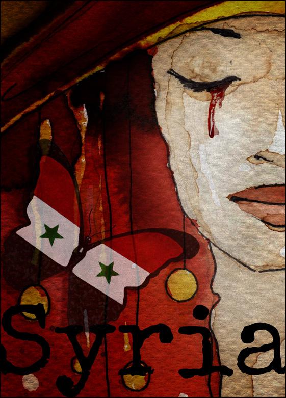 Syria by saperlipop
