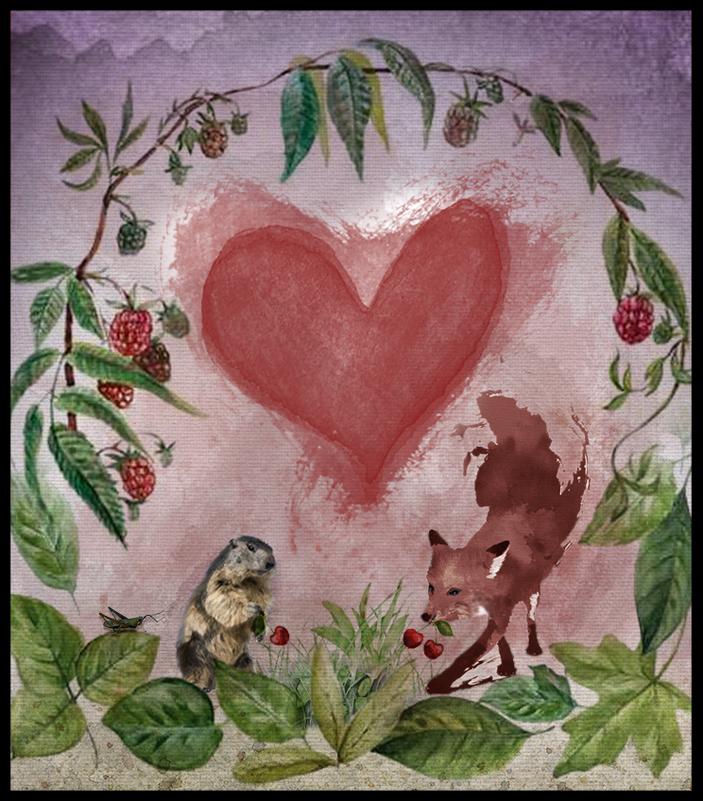 Les Amoureux by saperlipop
