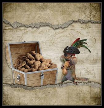 Jocelyne's Little Pirate by saperlipop