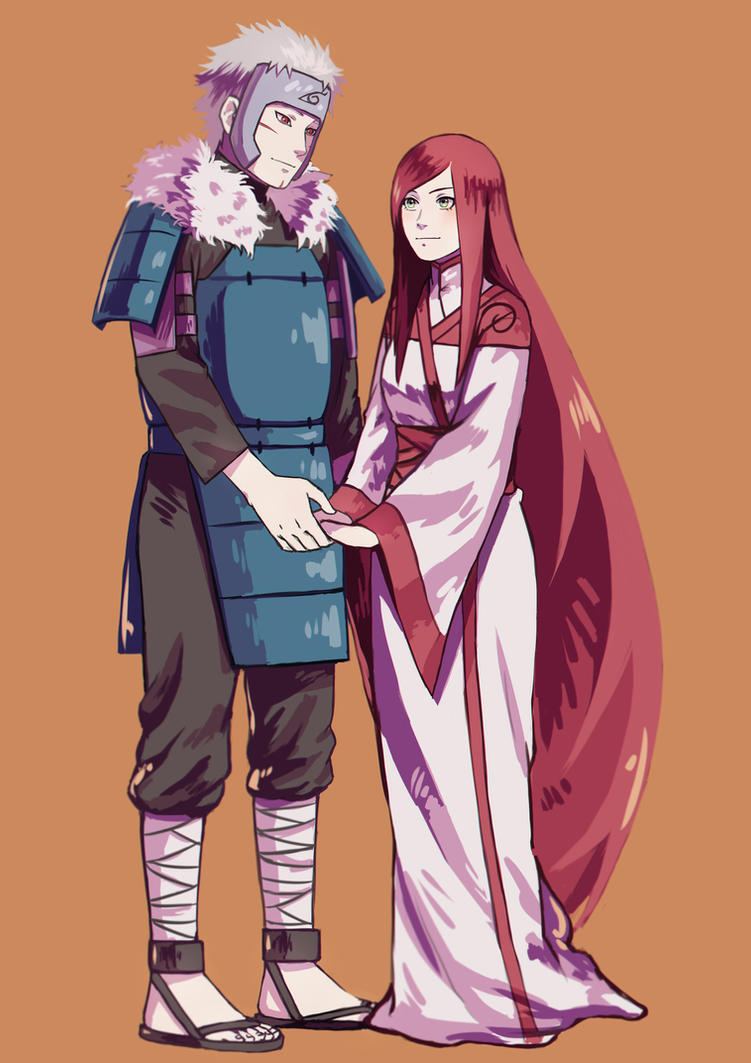 Relations de Minato Tobirama_senju_and_himeko_uzumaki_by_daikai-d6lhcit