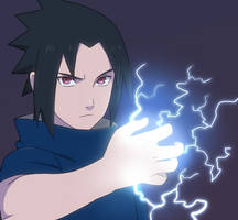 Sasuke by DaiKai