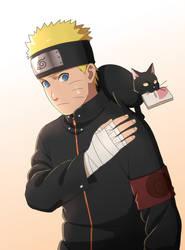 sasukes cat