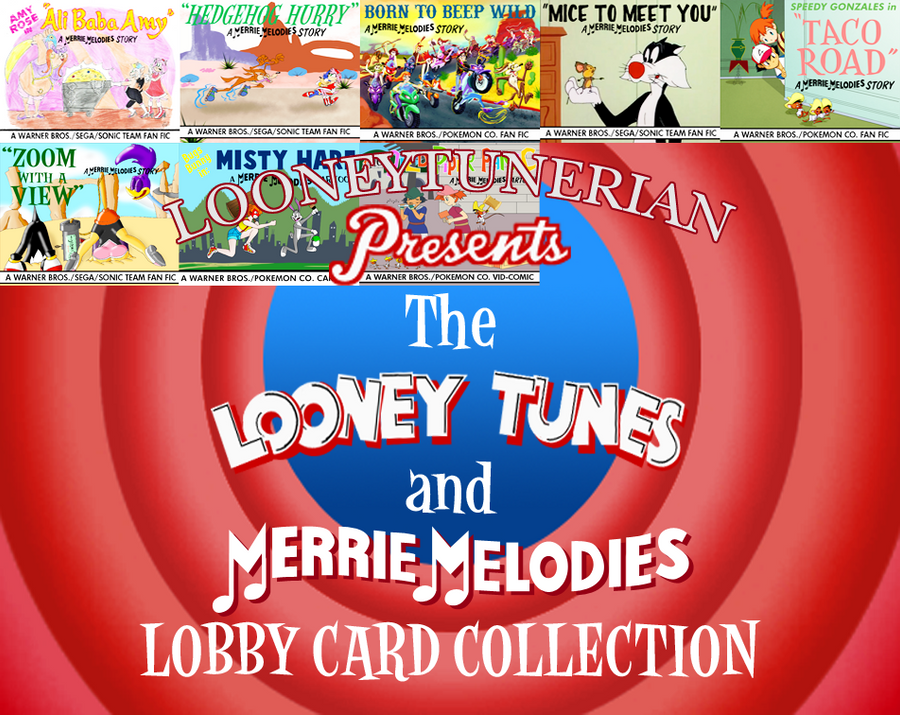 LT+MM Lobby Card Collection by LooneyTunerIan