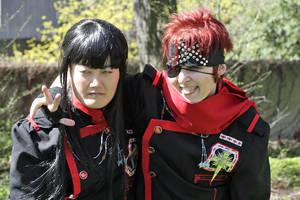 DGM: Happy Duo by iRaikiri