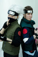 Naruto: I got your back by iRaikiri