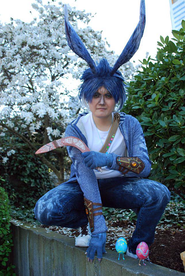 ROTG  Bunnymund by iRa...