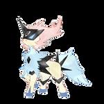 Ultra-Necrozma Fusion: Keldeo