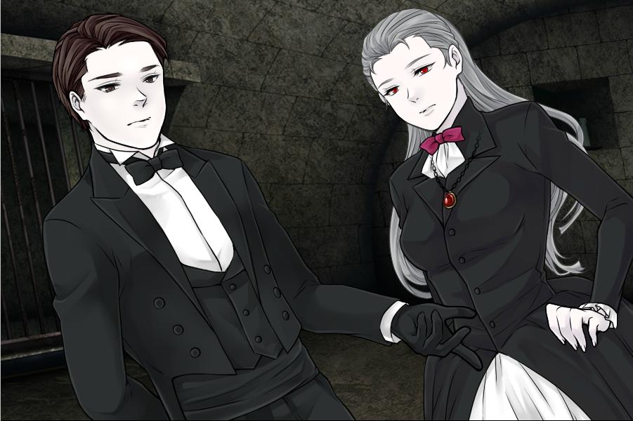 RP-Destiny Dracula and Servant Bela Lugosi by Rose3212