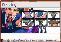 My Pokemon Moon Trainer Card by Rose3212