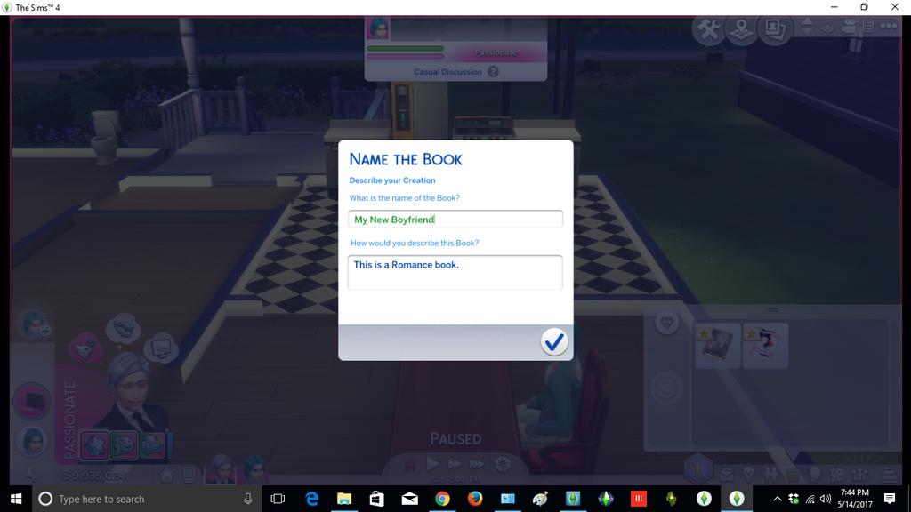 S4-Steven's Originshipping Book by Rose3212