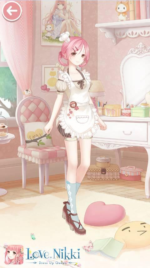 LN-Sweet Pastry Cook by DestinyLovesShiva