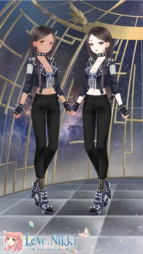 LN-Hanging With Bad-Era MJ by DestinyLovesShiva