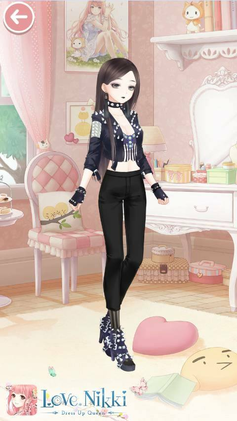 LN-BAD Girl by DestinyLovesShiva