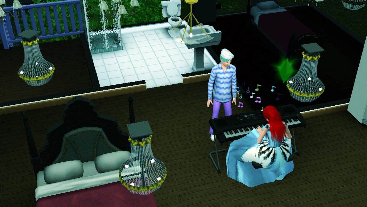 S3-Destiny's Piano Serenade For Wallace by DestinyLovesShiva