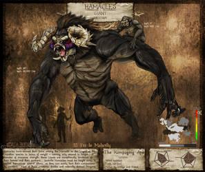 equira:G: Hamacles by Narsilion