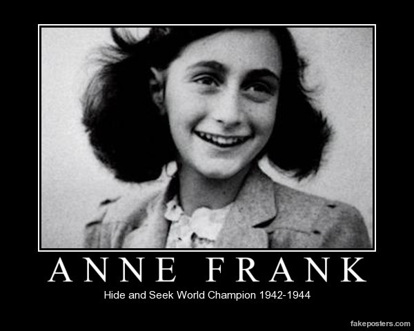 Anne Frank by Lostboy92