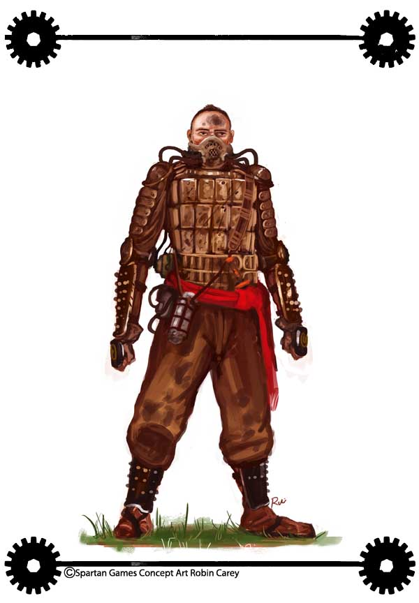 [Steampunk] Soldats Steampunk Dystopian_wars_blazingsun_tank_driver_by_robin_carey-d4vslc1