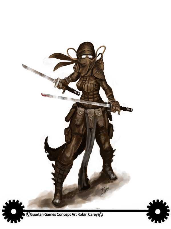 [Steampunk] Soldats Steampunk Dystopian_wars_japanese_female_ninja_by_robin_carey-d5eh0ni