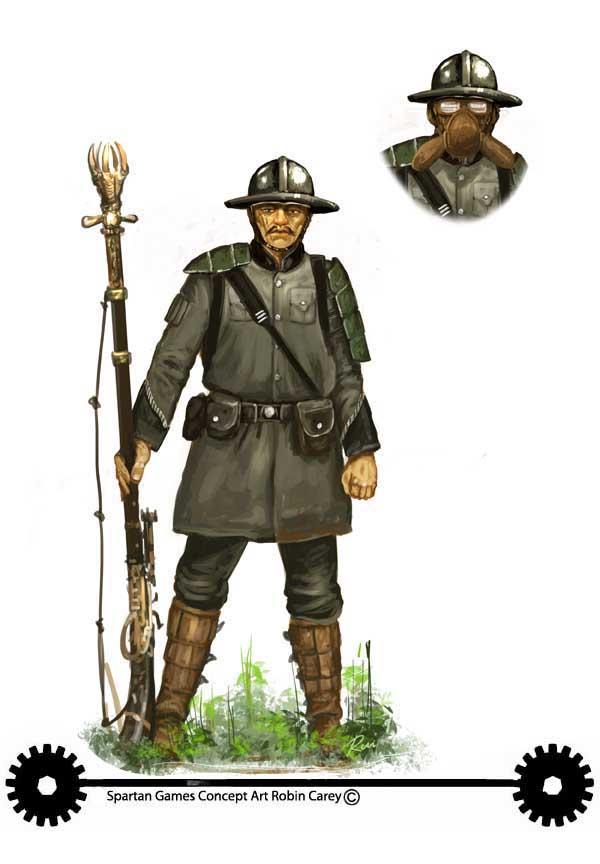 [Steampunk] Soldats Steampunk Dystopian_wars_blazingsun_infantry_by_robin_carey-d5eh1h0