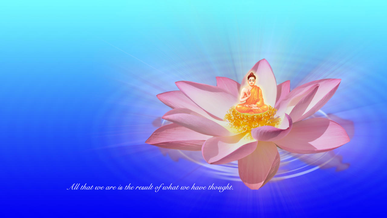 Buddha on lotus by hanisantosa on deviantart buddha on lotus by hanisantosa buddha on lotus by hanisantosa mightylinksfo