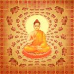 buddha lotus fractal by HaniSantosa