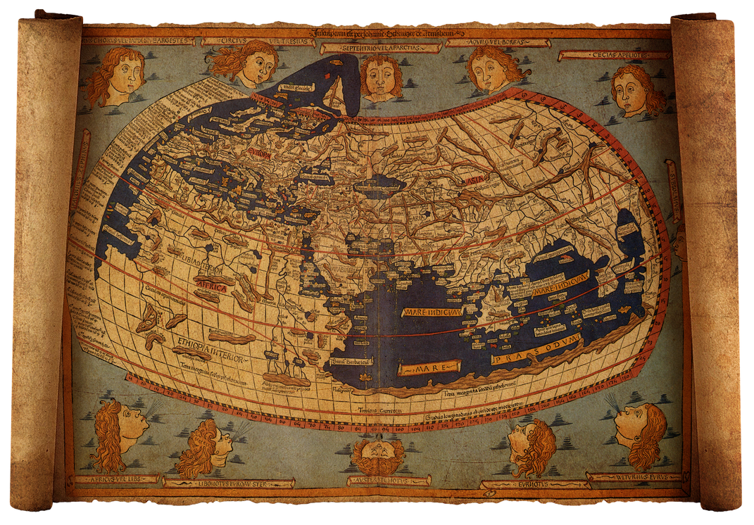 Old world map 2 by hanisantosa on deviantart old world map 2 by hanisantosa gumiabroncs Choice Image