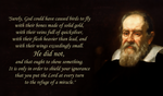 Galileo on Miracles by HaniSantosa