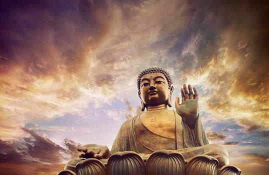 Buddha sky 2
