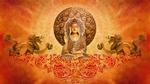 Red Buddha by HaniSantosa