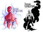THE STRANGE SPIDER-MAN