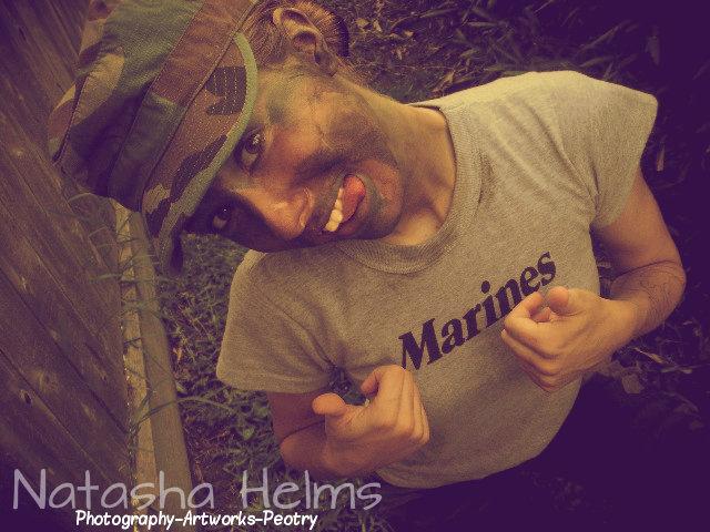 Crazie Marine Chick(ME) by Ruby288