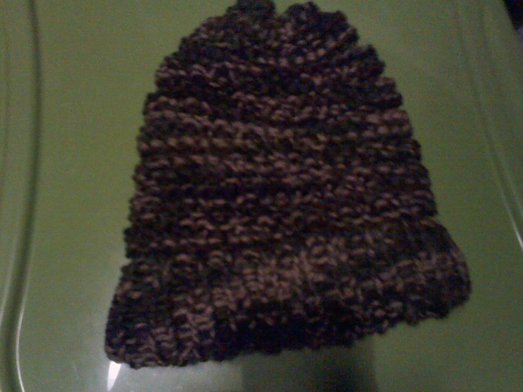 Camo Loom Knit Hat By Tohruhonda26 On Deviantart