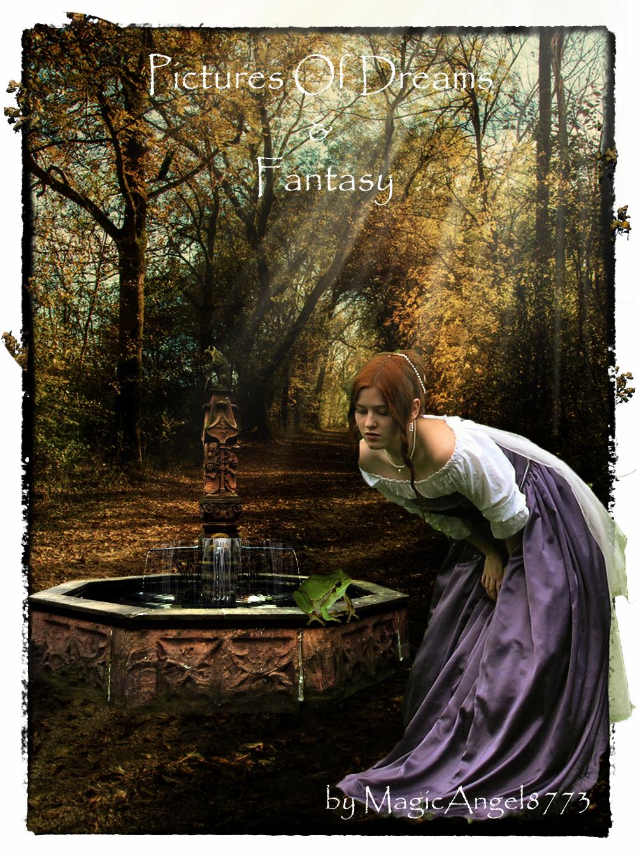 Frog Princess by MagicAngel8773