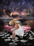 Marilyns Cadillac