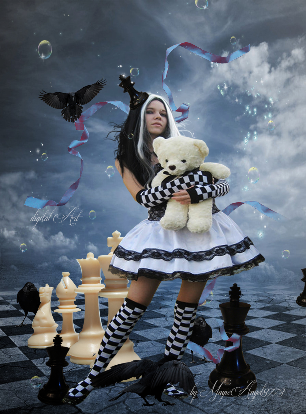 Lovely Chess by MagicAngel8773