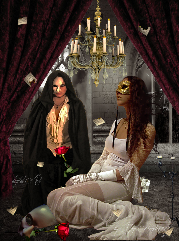 The Rose Of The Phantom