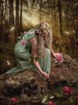 Fantasy Lake by MagicAngel8773
