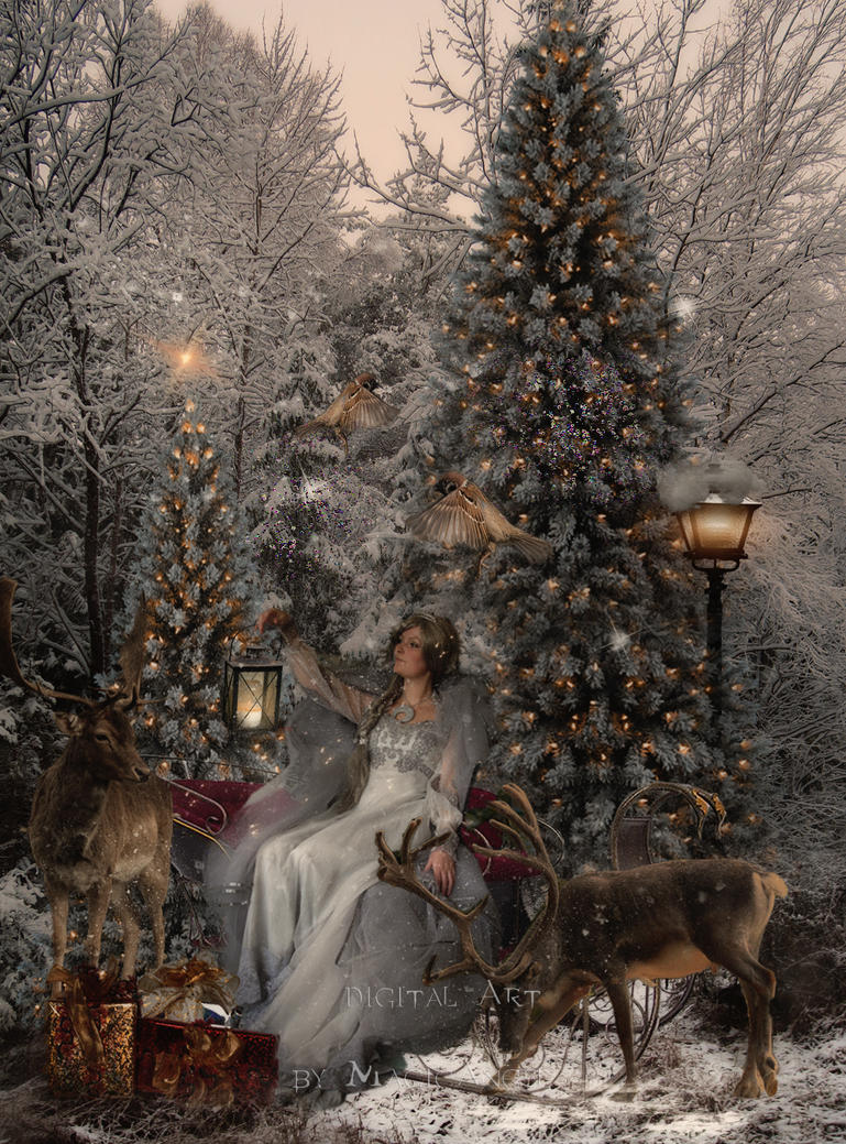 Magic Christmas by MagicAngel8773