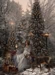 Angel Of Christmas by MagicAngel8773